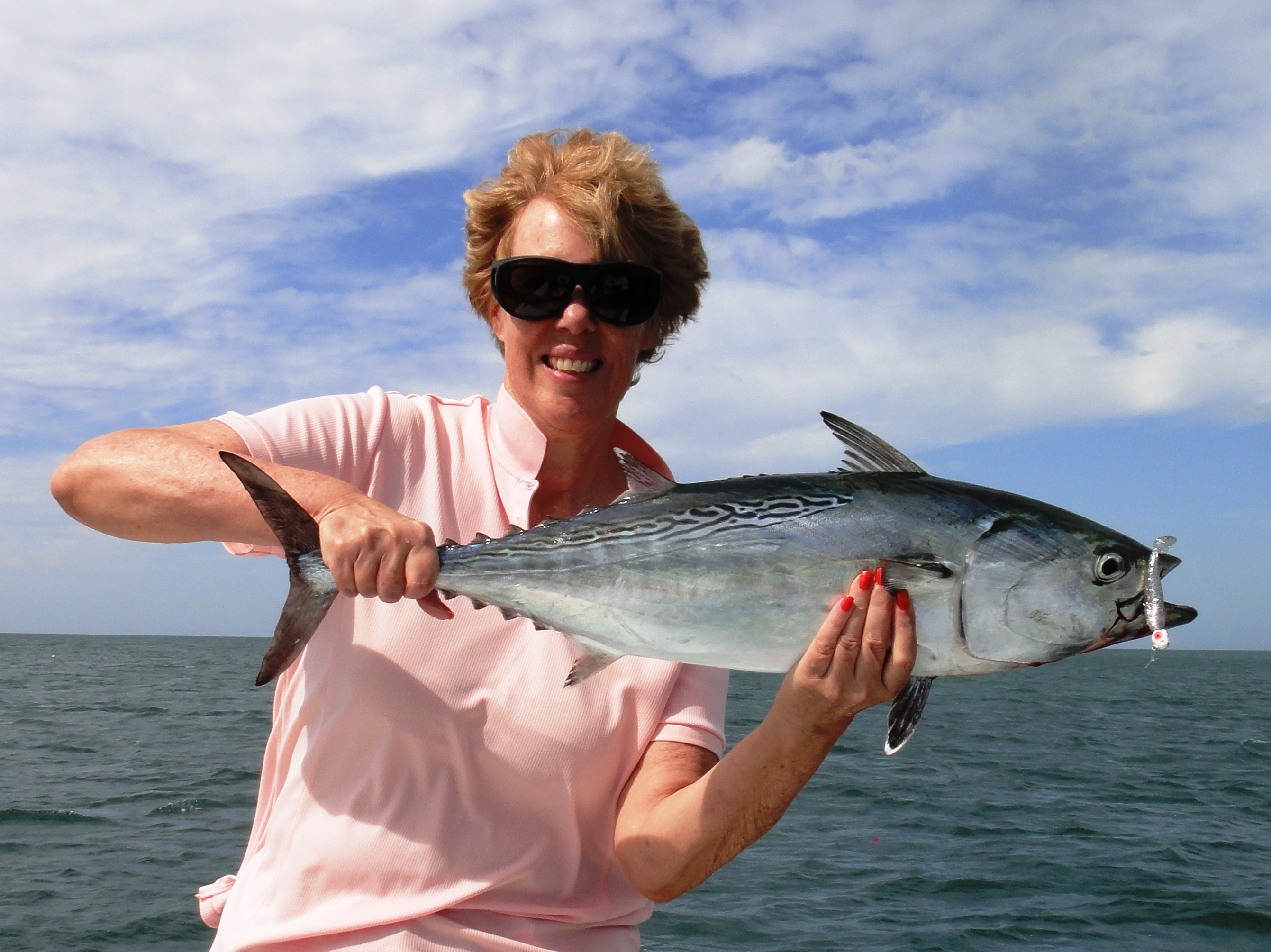 Weekly fishing report 11 09 2011 sarasota fishing charters for Sarasota fishing charters