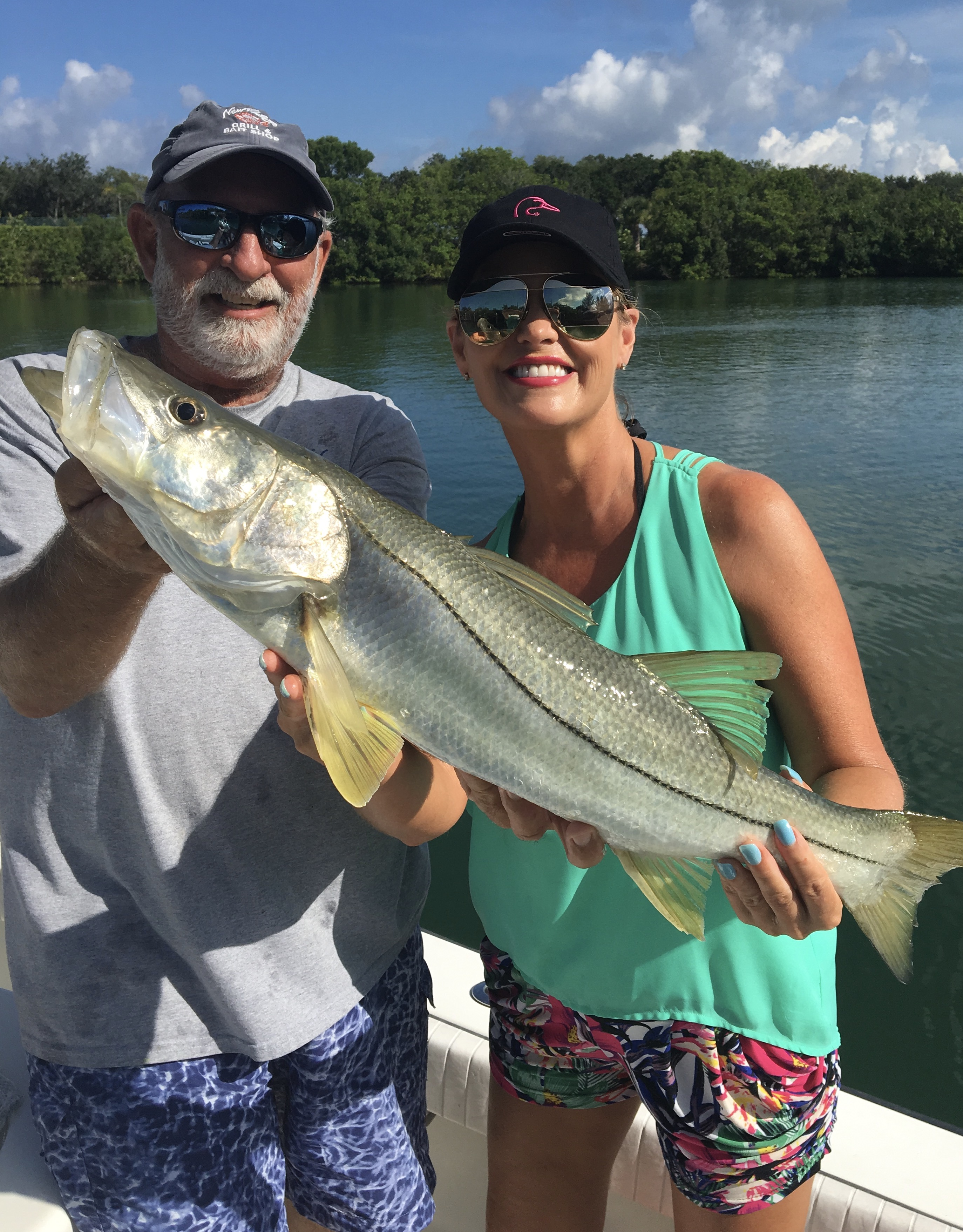 Rates sarasota fishing charters for Sport fishing report