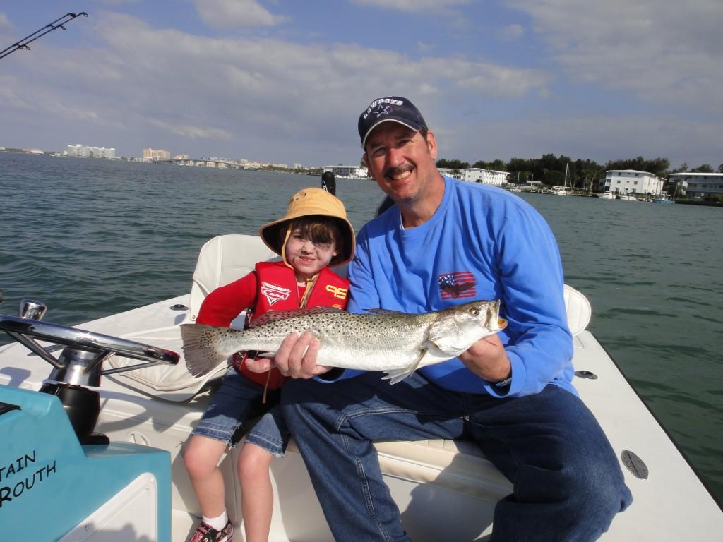 Weekly Fishing Report 02 23 2011 Sarasota Fishing Charters